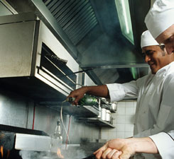 Restaurant Kitchen Air Conditioning keeping your restaurant's kitchen cool and clean - cheap heating